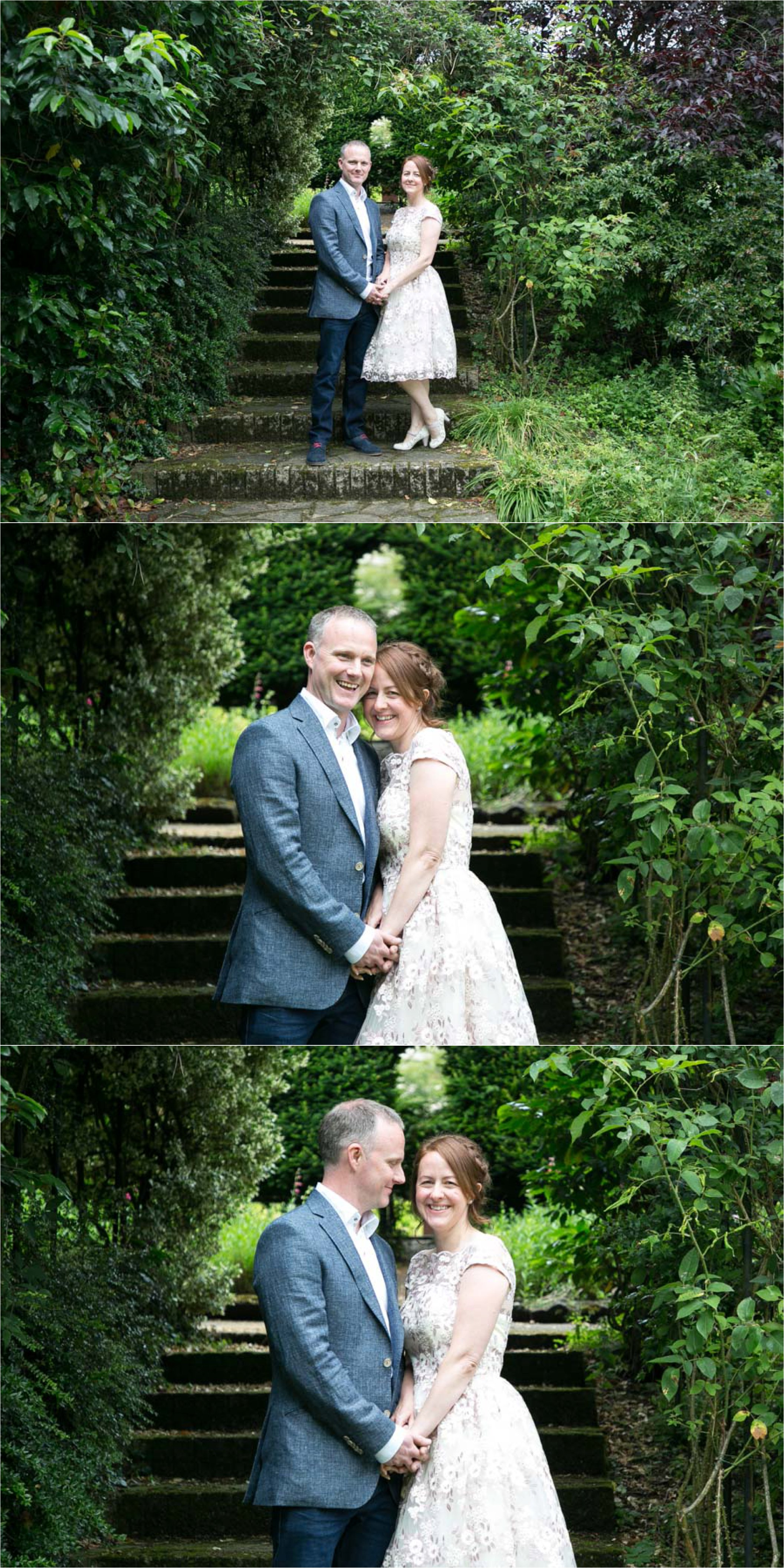wedding photography in the abbey gardens, bury st edmunds