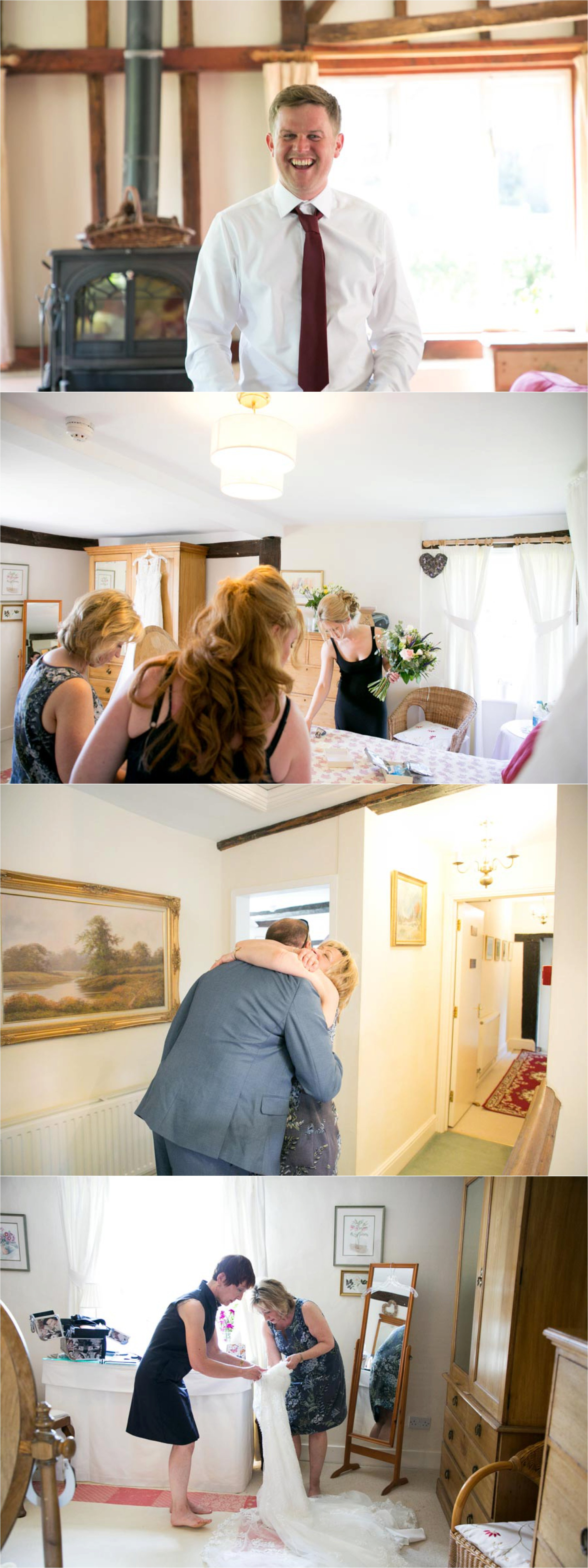 reid rooms spring wedding photography