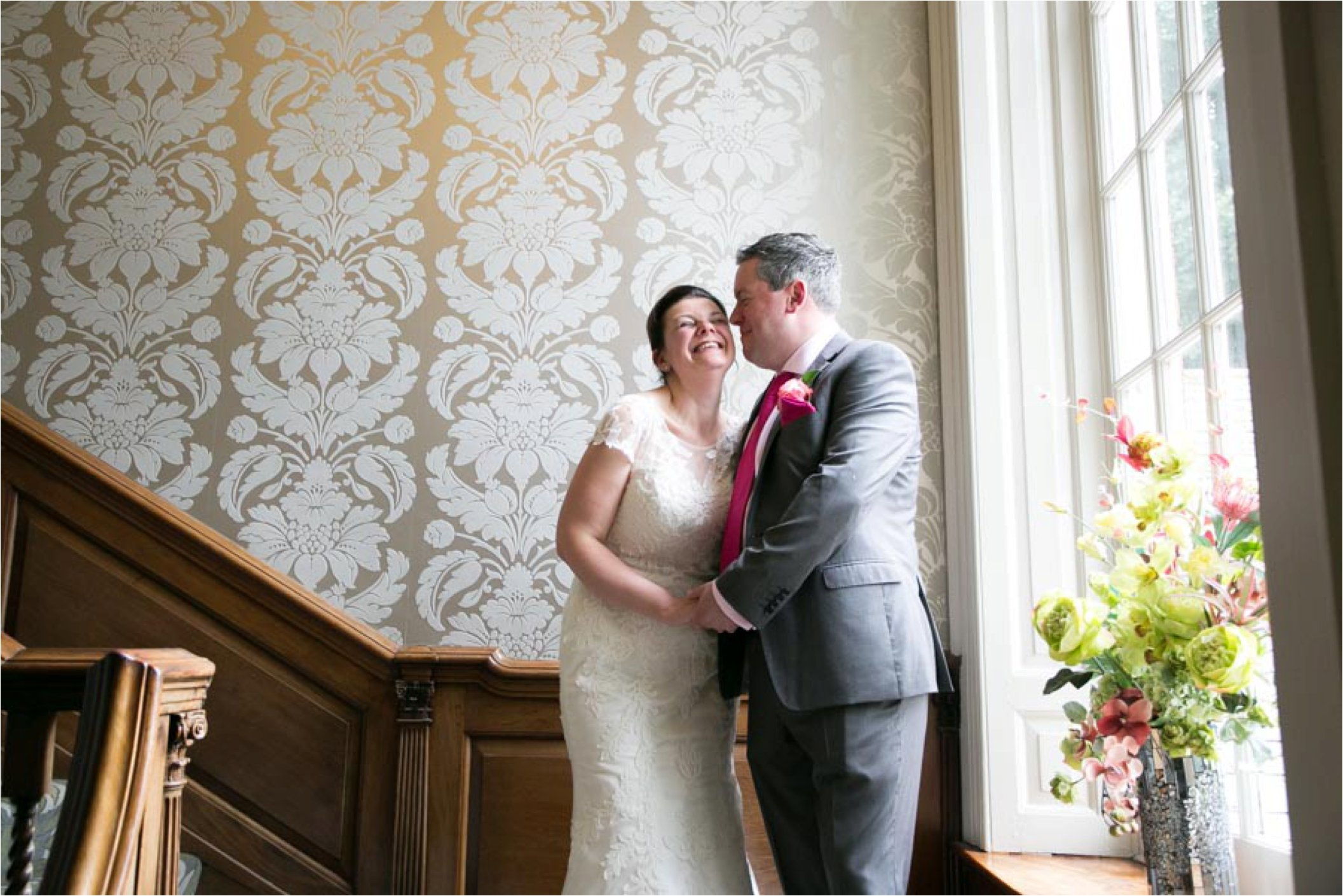 relaxed mildenhall wedding photography