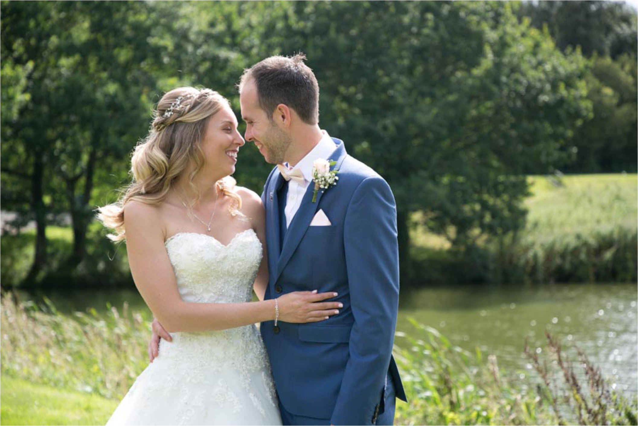 lovely couple photos at stoke by naylans wedding