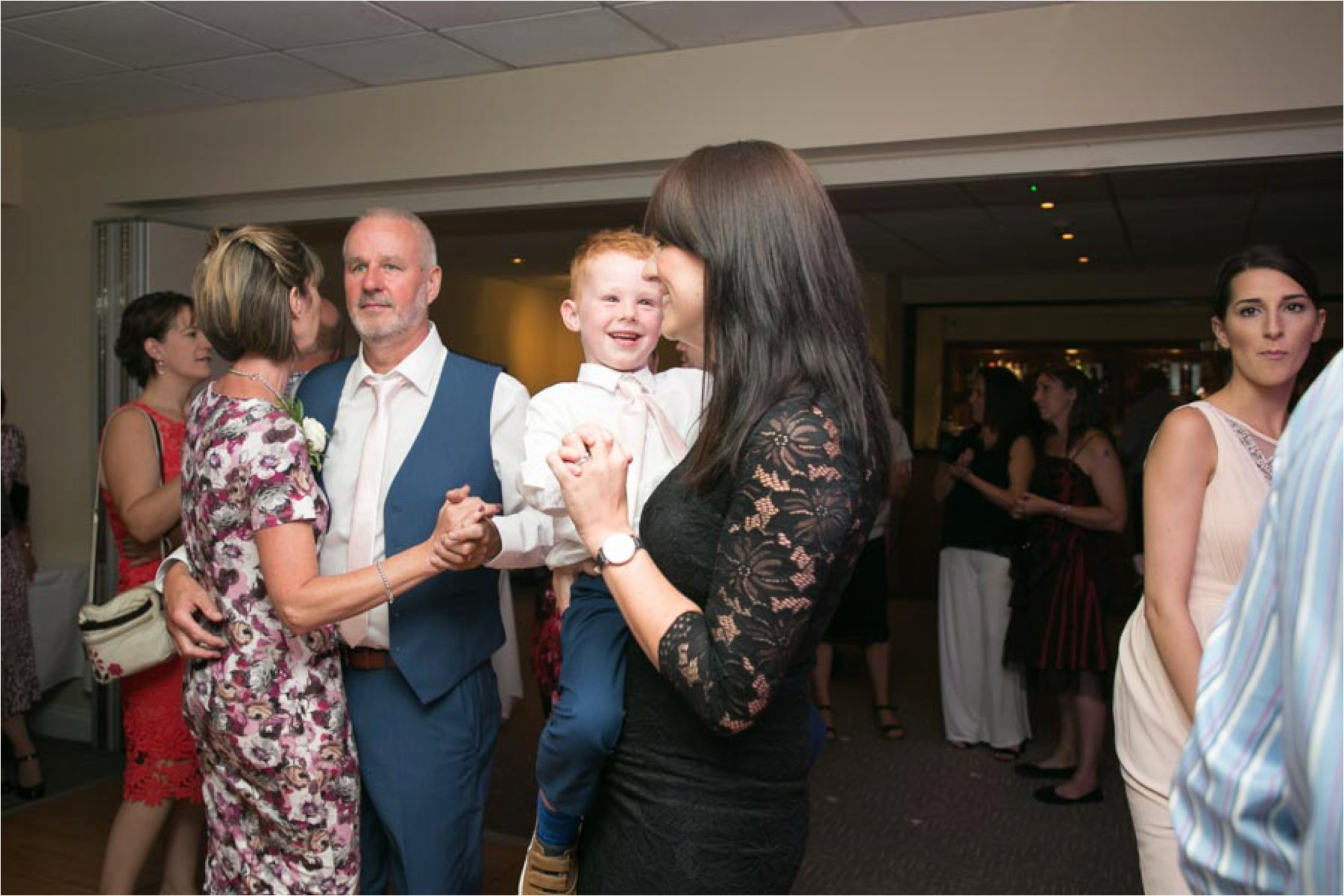 dancing at stoke by nayland golf club