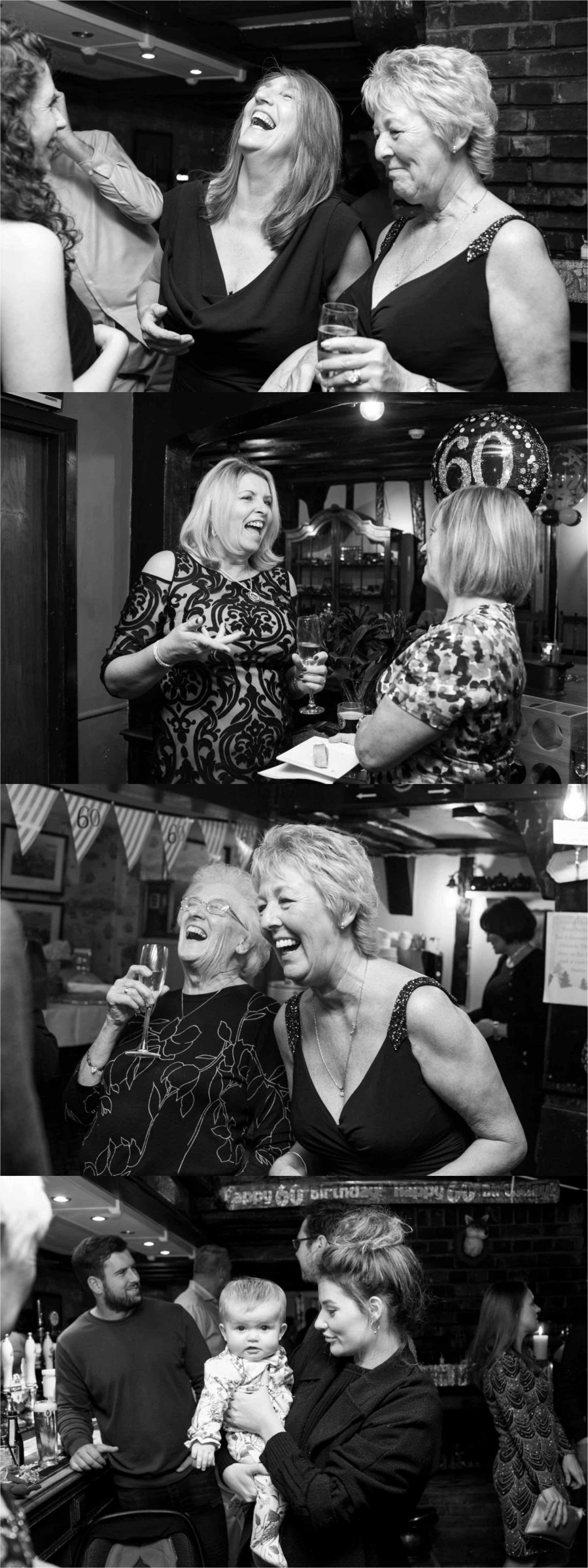 fun party photography at finchingfield pub, esses