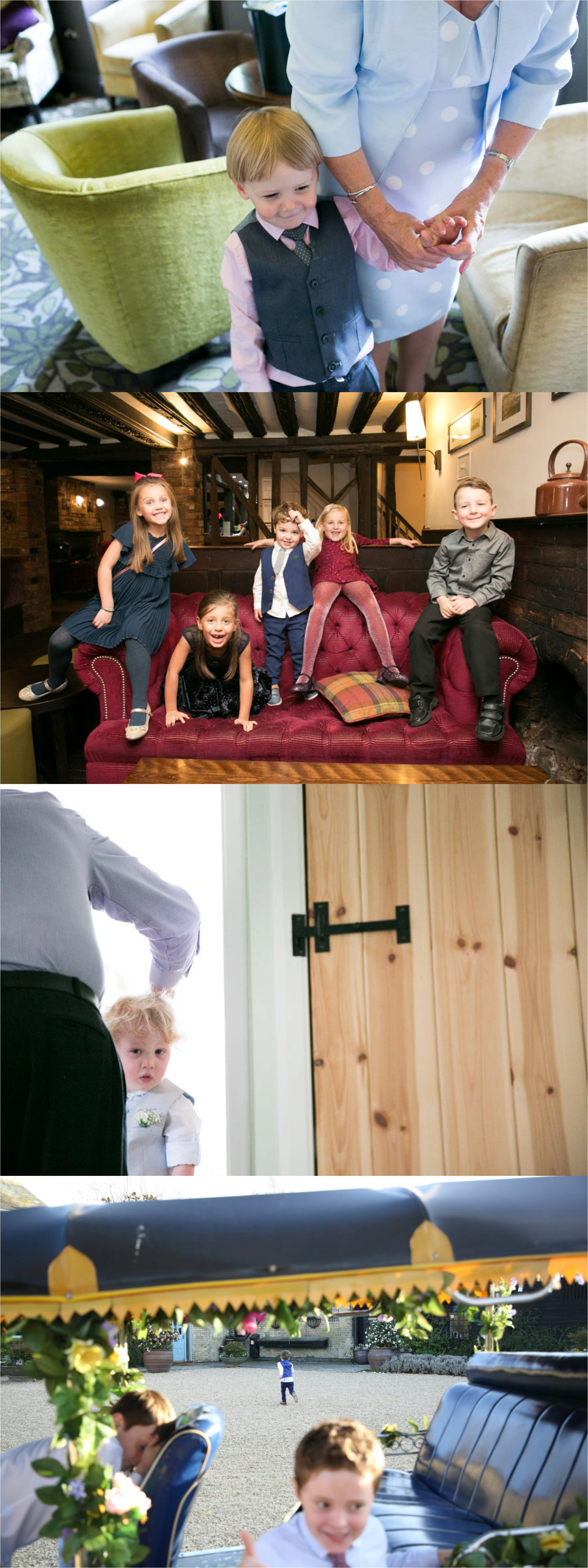 documentary wedding photography of children at weddings, having children at your wedding