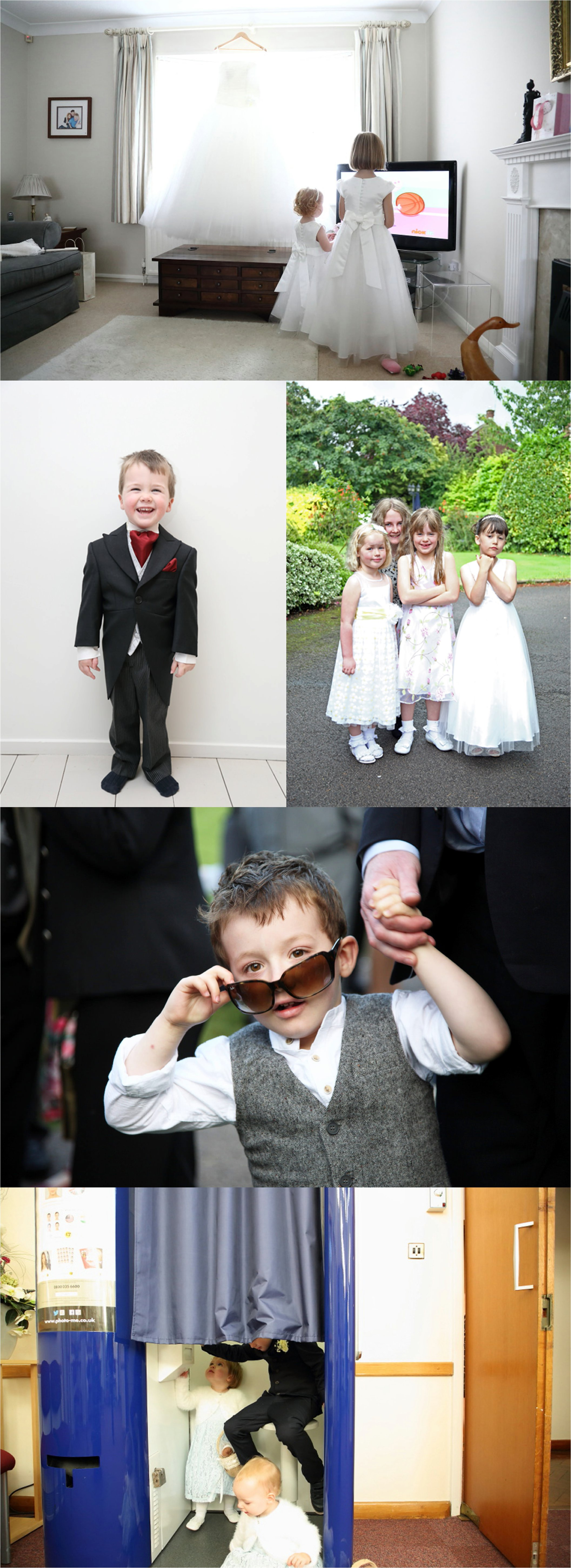 kids at weddings, hints and tips for a smoothin child friendly day