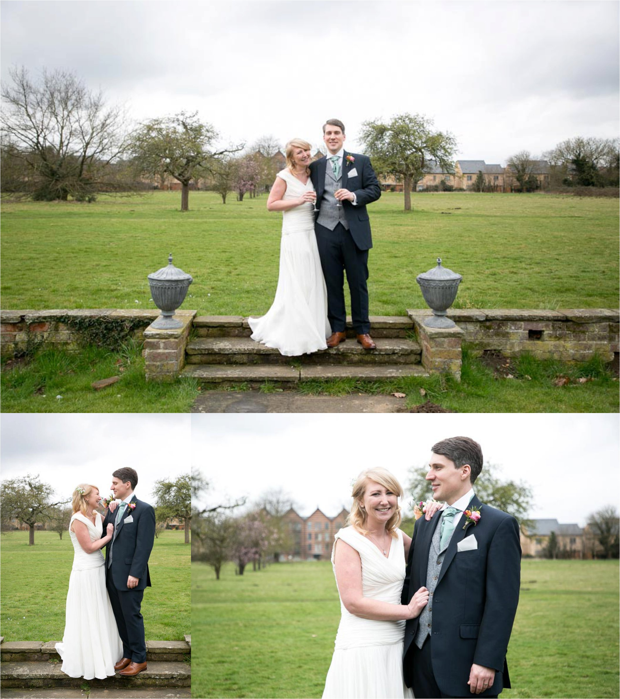 relaxed documentary wedding photography at anstey hall, cambridge