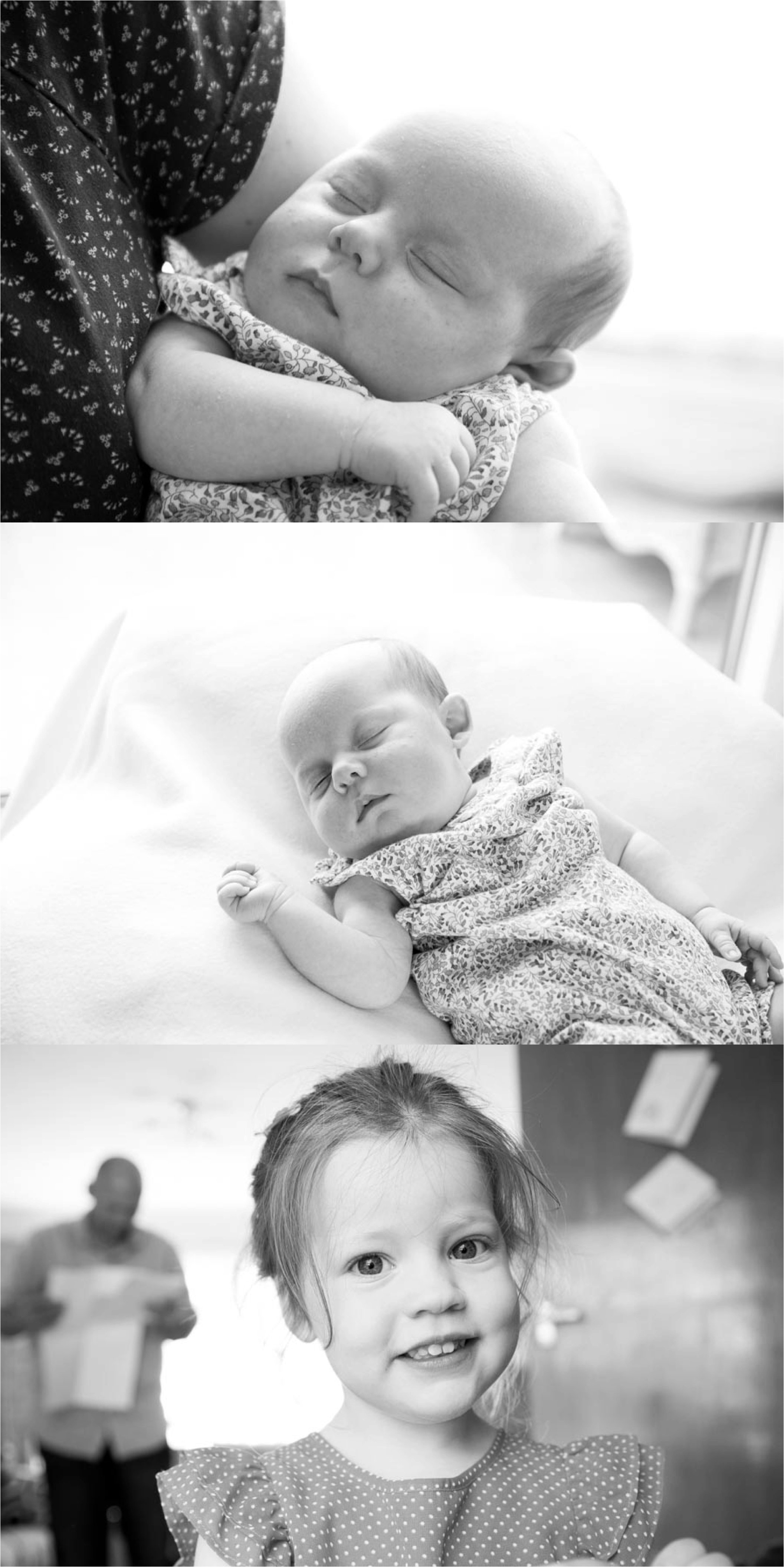 Newborn photography in black and white, bury st edmunds suffolk