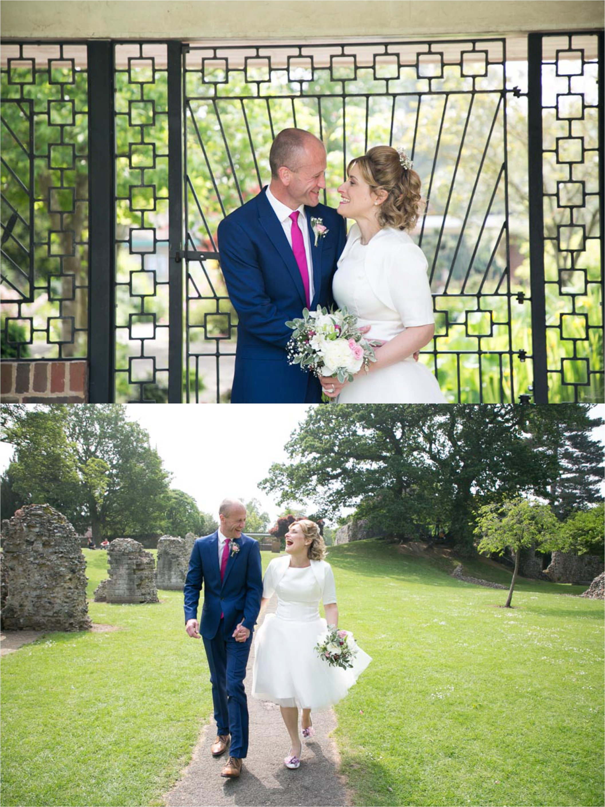 Abbey Gardens wedding photography Bury St Edmunds