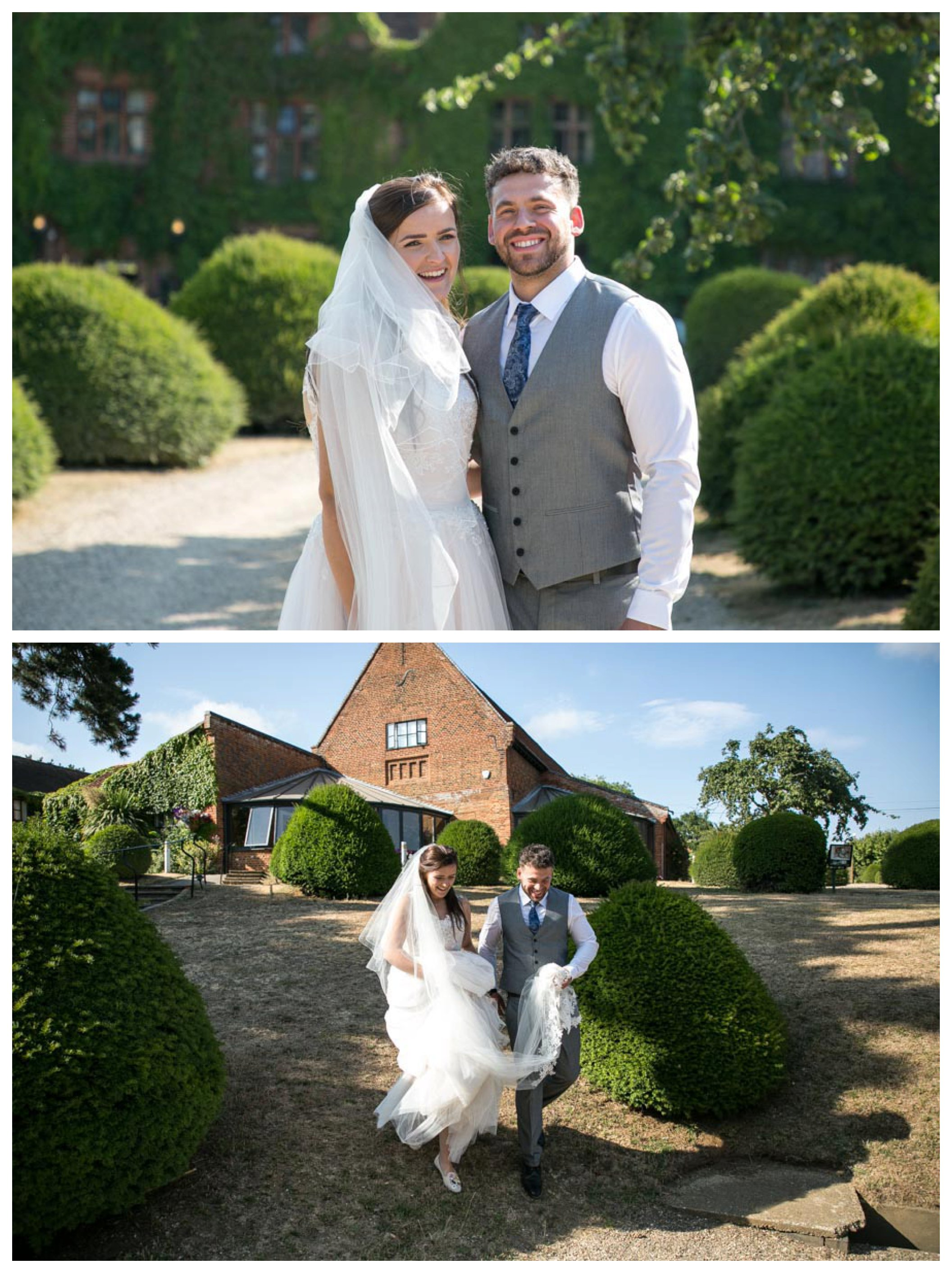 seckford hall wedding photography