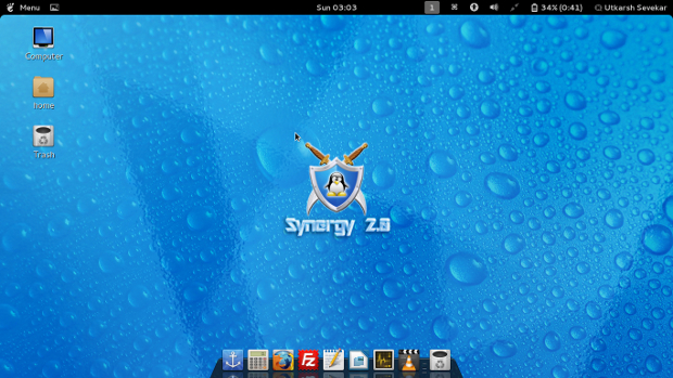 Rebellin Synergy Desktop