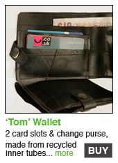 Tom Recycled Wallet