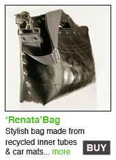 Recycled Bag - Renata