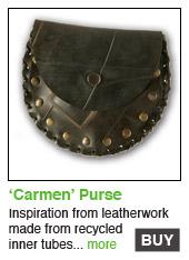 Carmen Recycled Purse