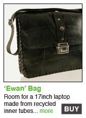 Ewan Recycled Bag