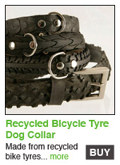 Recycled Dog Collar