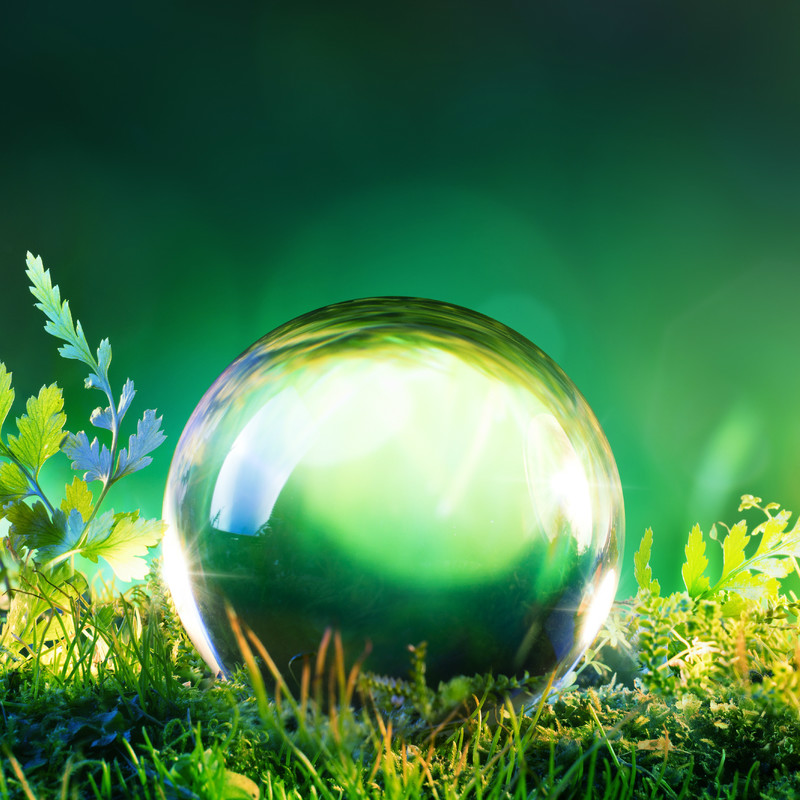 Crystal ball 800 x 800