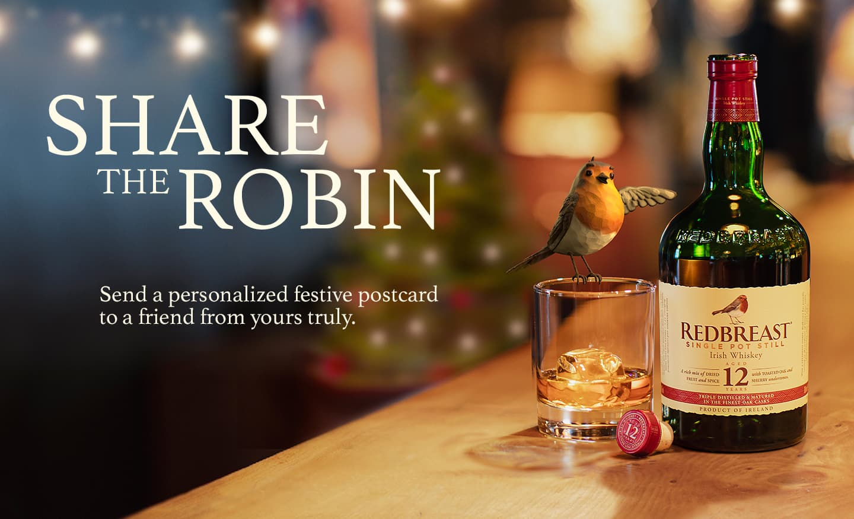 Share the Robin