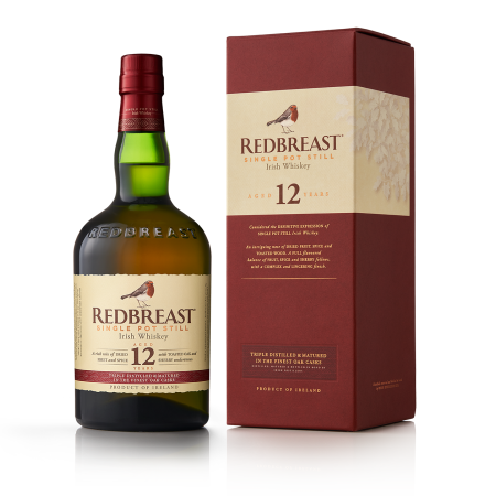 Redbreast 12 Year Old Engraved