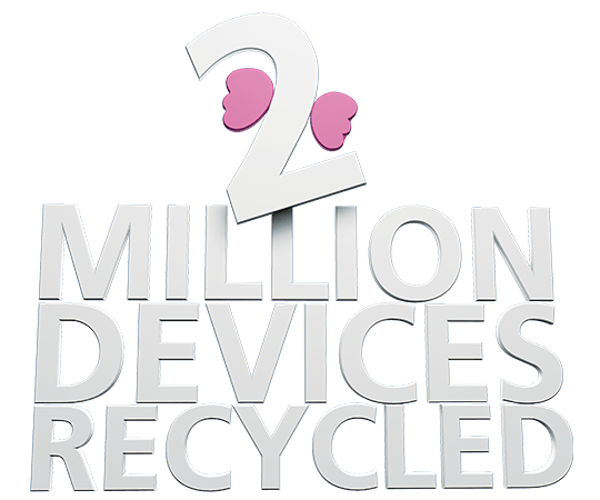 2 Million devices recycled
