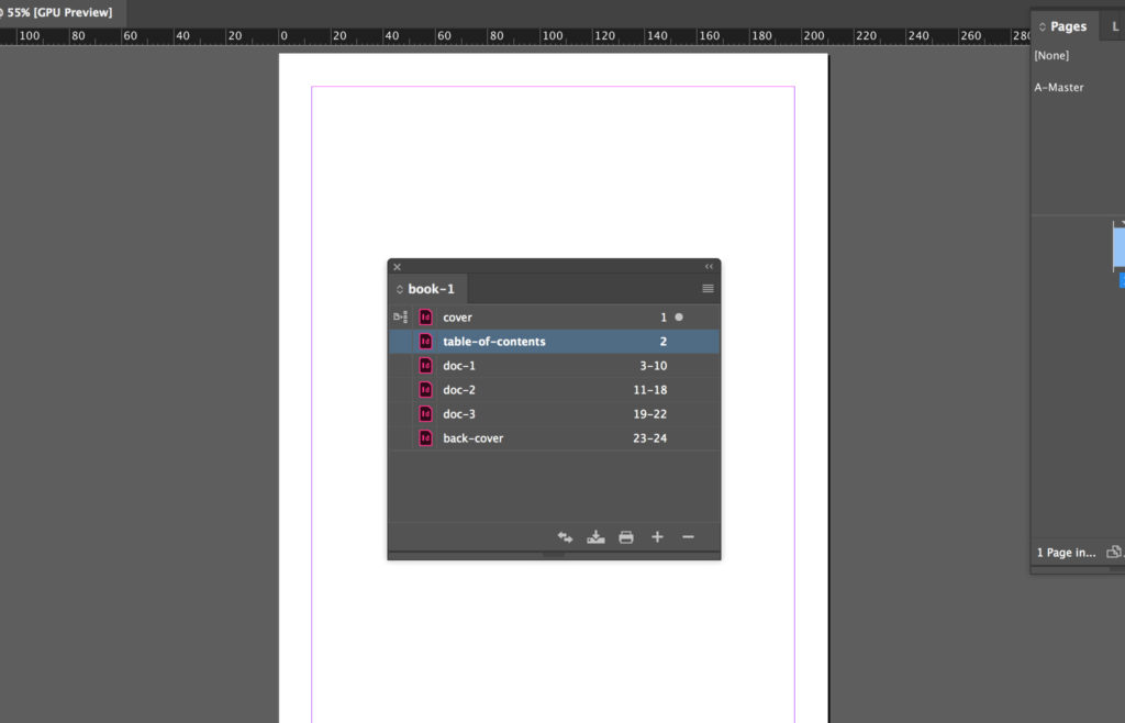 How to create a photo book in indesign