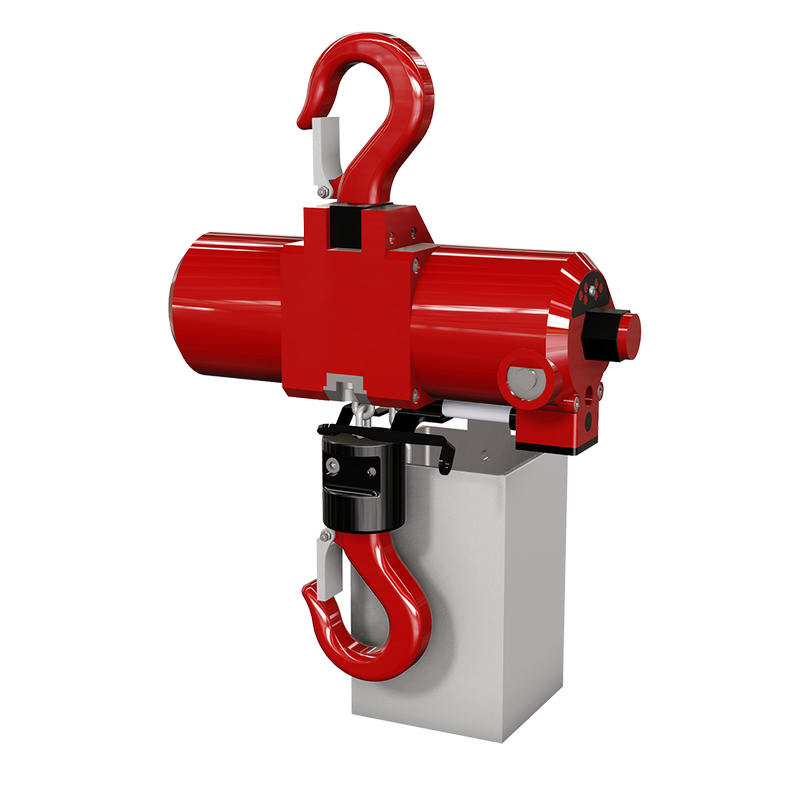 Hook Suspension - Red Rooster Lifting