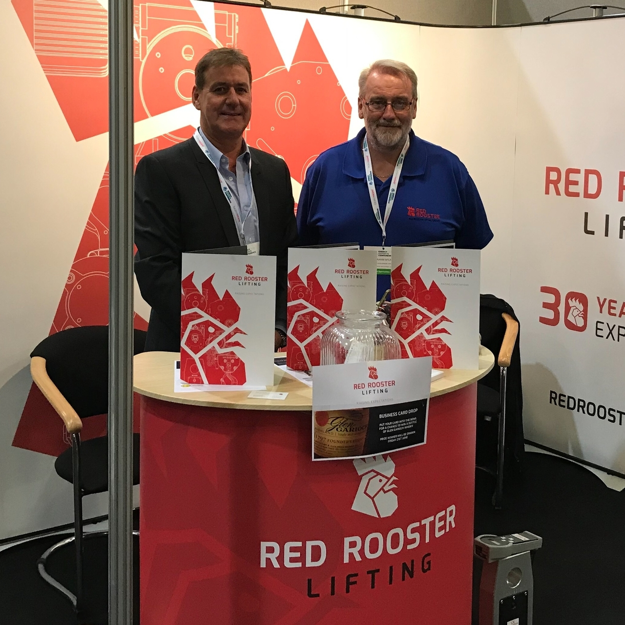 Red Rooster Lifting at the Energy Exports Conference 2019