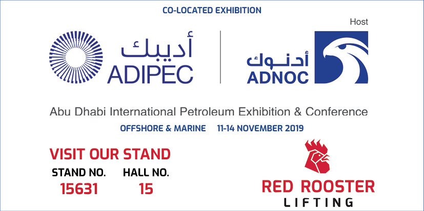 Red Rooster Lifting at ADIPEC 2019