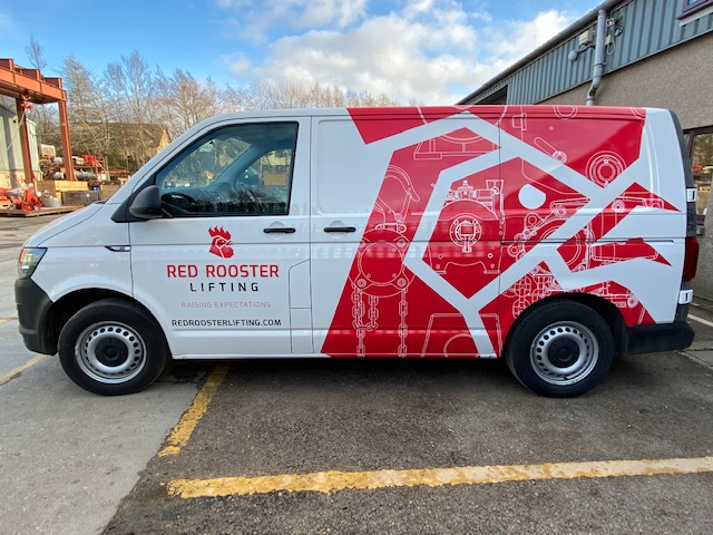 Red Rooster Lifting welcome new vehicle
