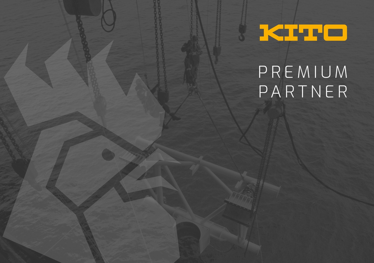 RED ROOSTER LIFTING NOW KITO EUROPE PREMIUM PARTNER