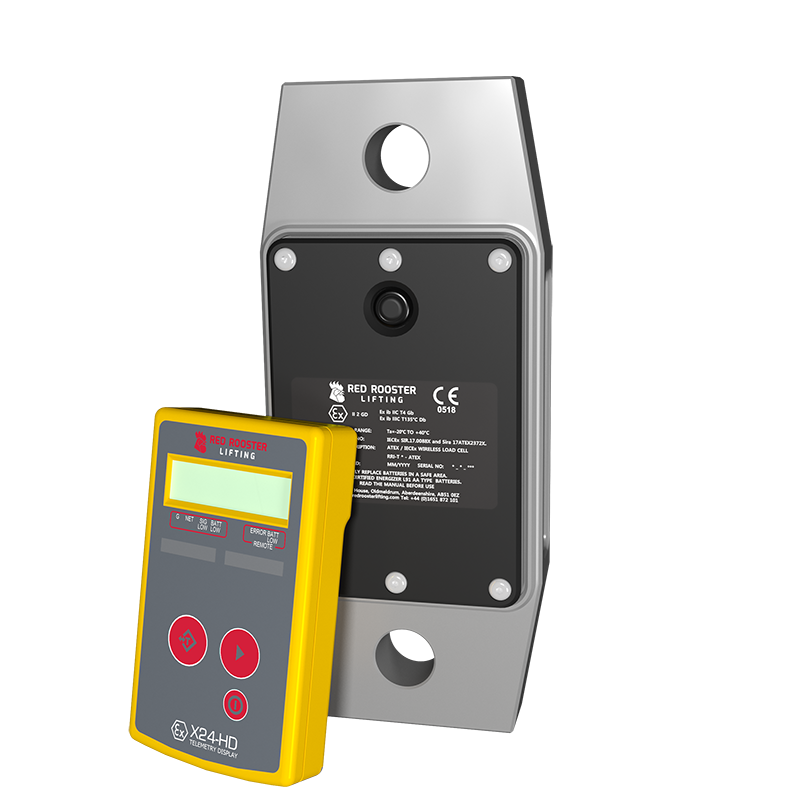 ATEX / IECEx WIRELESS LOAD CELL