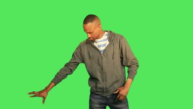 male break dancing