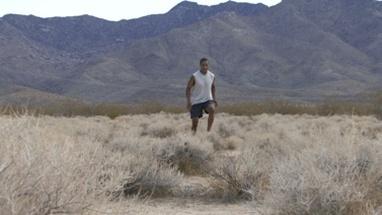 runner-desert