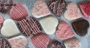 receta bombones para regalar en San Valentin