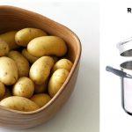 como pelar patatas facilmente Regalva