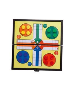 JUEGO MAGNETICO PARCHIS