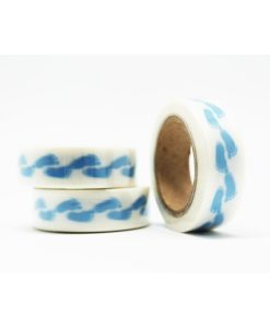 CINTA ADHESIVA WASHI TAPE 15 MM X 10 METROS DS-111