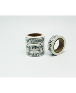 CINTA ADHESIVA WASHI TAPE 15 MM X 10 METROS DS-125