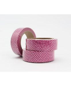 CINTA ADHESIVA WASHI TAPE 15 MM X 10 METROS DS-139