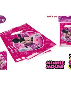 PACK 8 BOLSITAS PARTY MINNIE