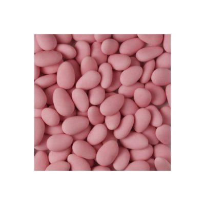 PELADILLAS DE CHOCOLATE ROSA (CAJA DE 1 KG)