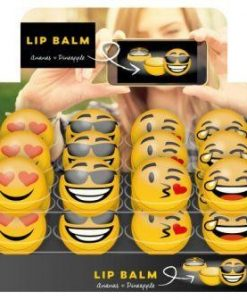 "BçLSAMO LABIAL ""EMOTICONOS"""