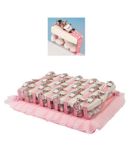 Expositor Comunión Bandeja con 27 cajas Comunión