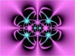 amethyst fairy orb