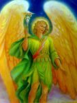 Archangel Raphael Healing Empowerment Reiki