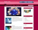 Reiki Information Blog Website
