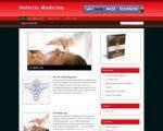 Holistic Medicine Blog Website
