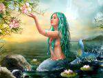 Mystical Mermaid Healing System