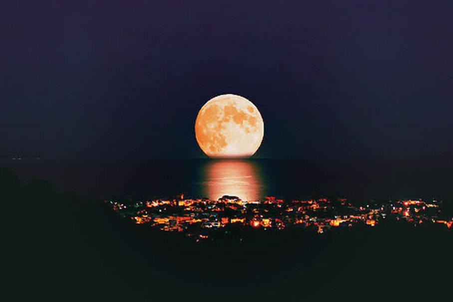 Grandmother Moon reiki