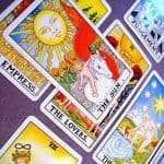 Tarot Reading Flush