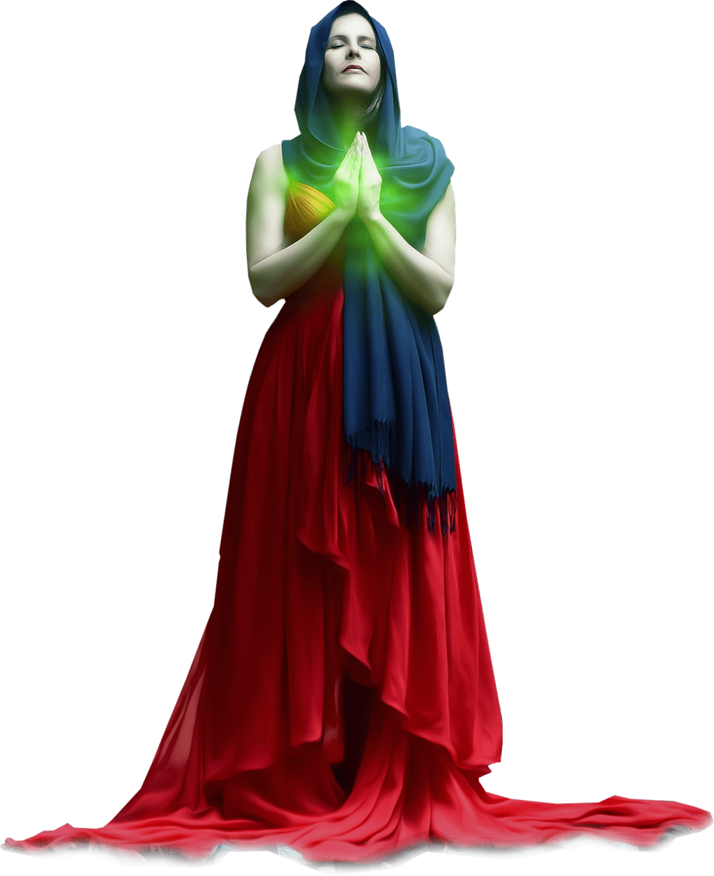 Empowered Goddess Within Flush