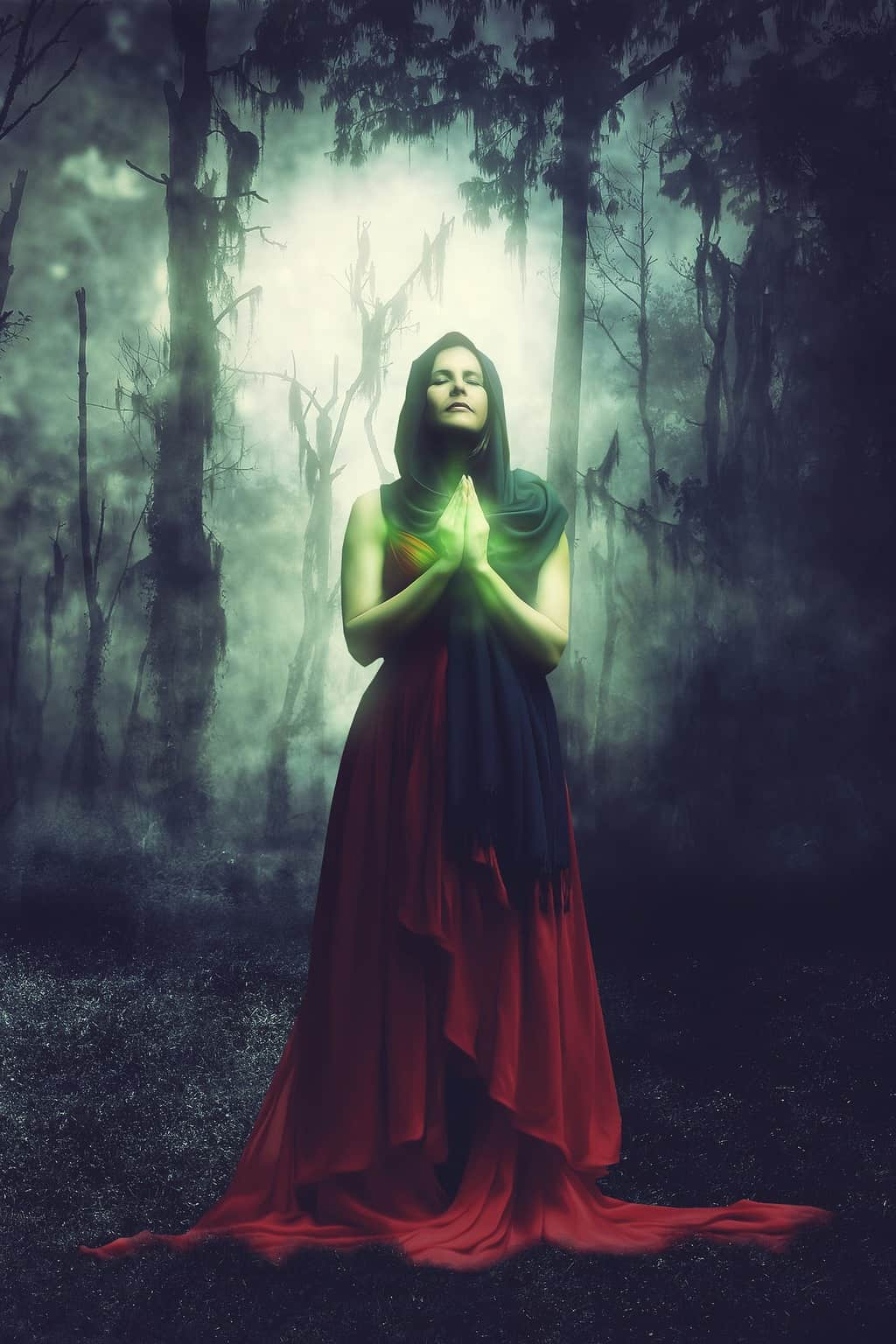 Greenwoman—Sacred Mother of the Woods Attunement